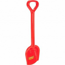 Купить лопата полесье средняя, цвет: красный 41 см ( id 4252933 )