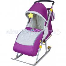 Купить санки-коляска ника детям 4 нд4