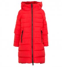 Купить пальто fobs, цвет: красный ( id 9817224 )