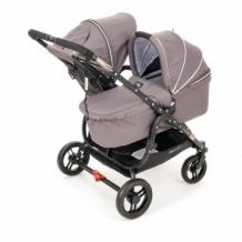 Купить люлька valco baby external bassinet для snap duo dove grey, темносерый valco baby 997137462