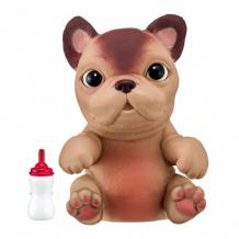 Купить интерактивная игрушка little live pets cквиши-щенок omg pets! французский бульдог 28917