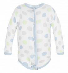 Купить боди чудесные одежки 540151, цвет: белый/голубой ( id 5780875 )