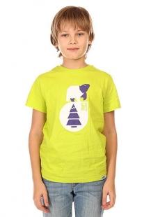 Футболка детская Picture Organic T Shirt Teddy Green зеленый ( ID 1132431 )