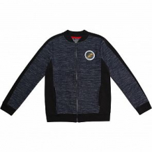 Купить кофта-бомбер chinzari, цвет: черный ( id 11699878 )