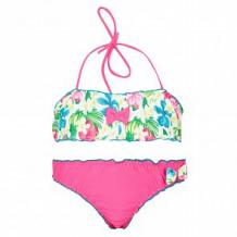 Купить купальник раздельный лиф/плавки cornette, цвет: розовый ( id 10499141 )