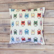 Купить vamvigvam подушка funky owl 40х40 vv030111
