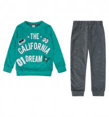 Купить комплект джемпер/брюки bidirik, цвет: зеленый 122