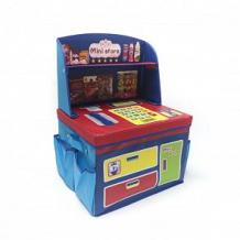 Купить корзина для игрушек наша игрушка магазин ( id 12745636 )