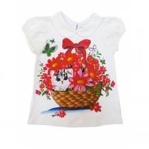 Купить soni kids блузка батистовое лето л7306001 л7306001