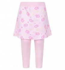 Леггинсы Три медведя, цвет: розовый ( ID 6248311 )