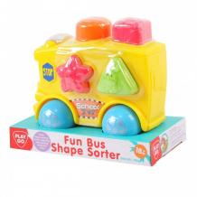 Сортер Playgo Развивающая игрушка Автобус Play 2106
