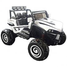 Купить детский электромобиль hebei g-force super star, белый ( id 9570492 )