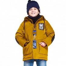 Купить куртка boom by orby, цвет: желтый ( id 11116340 )