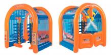 Купить bestway надувной игровой центр автомойка hot wheels с брызгалкой бв93406