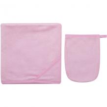 Купить махровое полотенце 100/100, italbaby, розовый 5093574