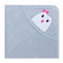 Купить полотенце с уголком takro пингвин, цвет: серый ( id 12673816 )