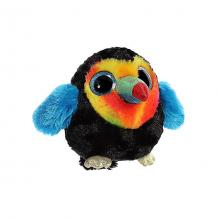 """Купить мягкая игрушка aurora """"юху и друзья"""" тукан, 12 см ( id 10404316 )"""