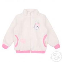 Купить куртка leader kids пушистик, цвет: белый ( id 12611992 )