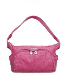 Купить сумка для коляски doona, цвет: розовый doona 996876836