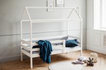 Купить подростковая кровать rooroom домик с 1 ограничителем 160х70 кд-33