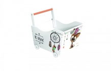Купить continent decor moscow накопитель для игрушек коляска tds.ci.9003.pr.01