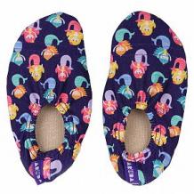 Купить чешки для бассейна aruna русалки, цвет: фиолетовый ( id 12611710 )