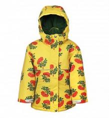 Купить куртка dudelf, цвет: желтый/красный ( id 9244285 )