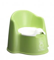 Купить горшок-кресло babybjorn, цвет: зеленый babybjorn 996965752