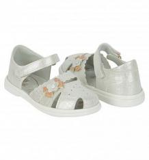 Купить сандалии топ-топ, цвет: белый ( id 10254043 )