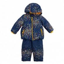 Купить комплект куртка/полукомбинезон play today, цвет: синий ( id 11178206 )