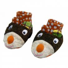 Купить ebulobo ботиночки мягкие мишка e50030