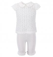 Купить soni kids, комплект ( футболка/бриджи), (молочн), р. 92 ( id 2887010 )