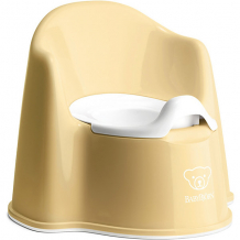 Купить кресло-горшок babybjorn potty chair жёлтый ( id 13623809 )