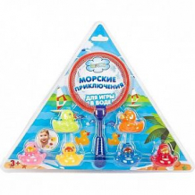 Купить игровой набор игруша морские приключения для ванной ( id 654569 )