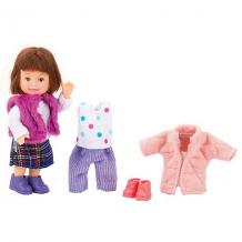 """Купить кукла paula """"зимний гардероб: брюнетка"""" ( id 12505211 )"""