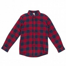Купить рубашка leader kids, цвет: красный ( id 10956404 )