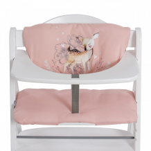 Купить hauck вкладыш в стульчик hauck haigh chair pad deluxe sweety 667651