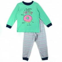 Купить пижама джемпер/брюки mirdada, цвет: зеленый ( id 11909704 )