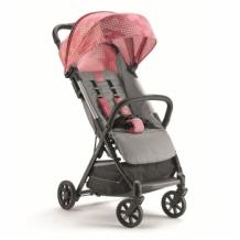 Купить прогулочная коляска inglesina quid2 с накидкой на ножки, sparkling rose, ярко-розовый inglesina 997206373