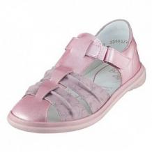 Купить сандалии топ-топ, цвет: розовый ( id 12506206 )