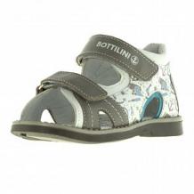 Купить сандалии bottilini, цвет: серый ( id 12477484 )