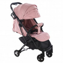 Купить прогулочная коляска tommy travel, цвет: pink ( id 12574300 )