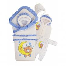 Купить комплект на выписку babyglory соня зима (6 предметов) k047