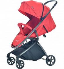 Прогулочная коляска Everflo Easy guard E-338, цвет: красный ( ID 7205629 )