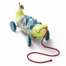 """Купить игрушка-каталка lilliputiens """"крокодил анатоль"""" ( id 14386956 )"""