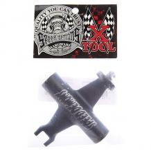 Купить ключ для скейтборда speed demons tool single черный 1101771