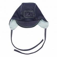 Купить чепчик ewa klucze tymon jeans, цвет: синий ( id 207093 )