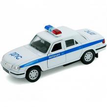 Купить welly 42384pb велли модель машины 1:34-39 волга милиция дпс