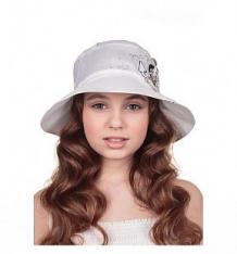 Купить шляпа levelpro kids, цвет: белый ( id 9114925 )