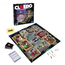 Hasbro Other Games A5826 Настольная игра Клуэдо обновленная